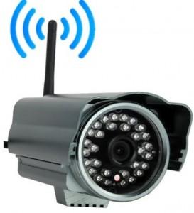установка и монтаж wi fi камеры
