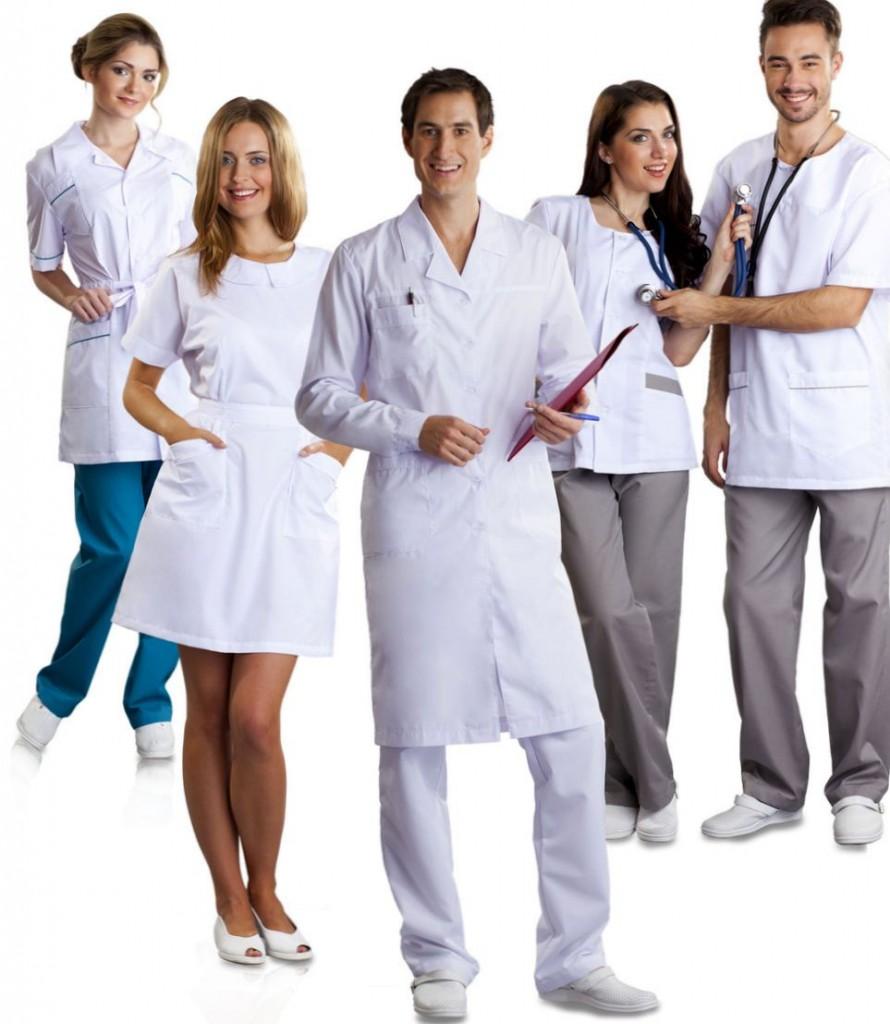 Где можно взять модную медицинскую одежду